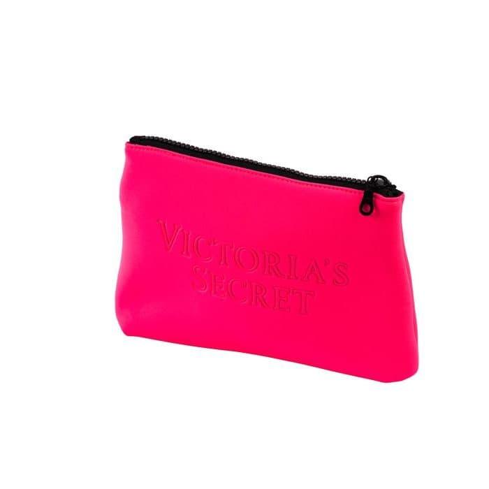 Victoria's secret pink bag front