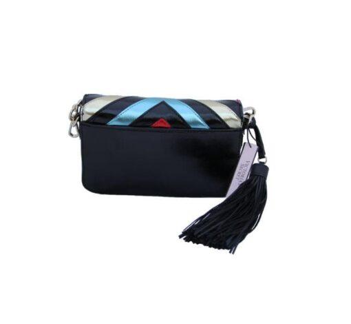 Victoria's secret colorful bag back fit size