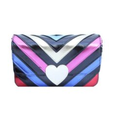 Victoria's secret colorful bag front without strip fit size