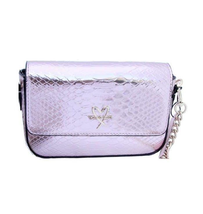 Victoria's secret pink bag whole image fit size