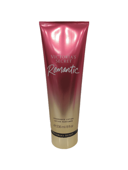 Victoria's secrets romantic body lotion