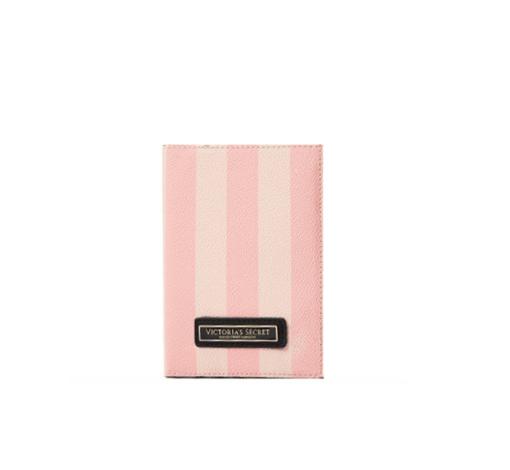 Victoria's Secret Passport Case inside