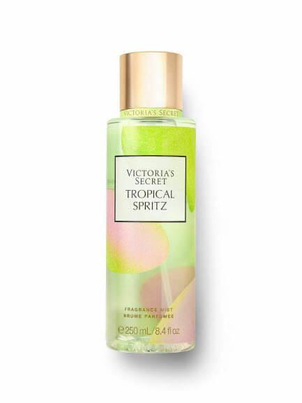 Victoria's secret tropical spritz fragrance mist