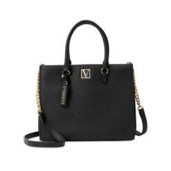 Victoria's Secret black bag front